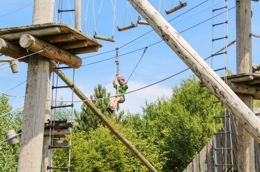 Kinderfeestje Adventure Valley Landgraaf